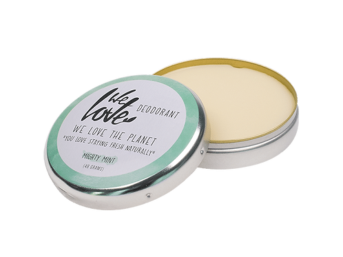 We Love The Planet - Deocreme Mighty Mint