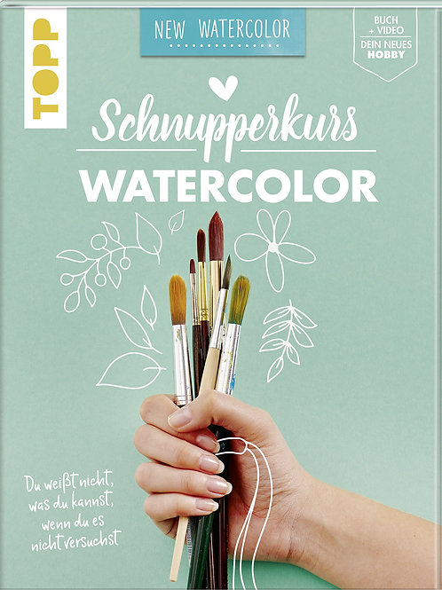 Schnupperkurs Watercolor