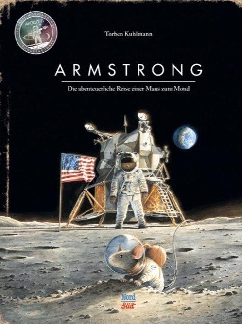 Armstrong - Sonderedition zu 50 Jahren Mondlandung