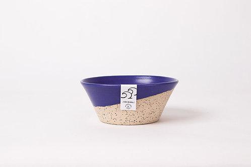 handgefertigte Keramik-Schüssel