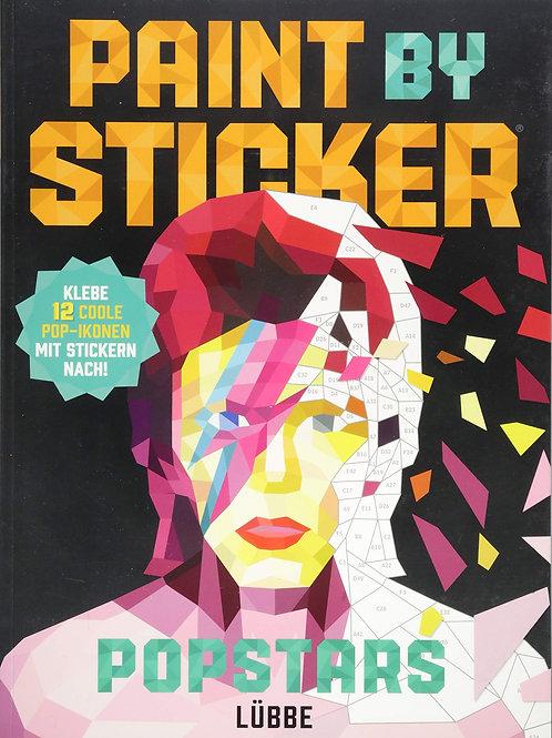 Paint by Sticker - Popstars