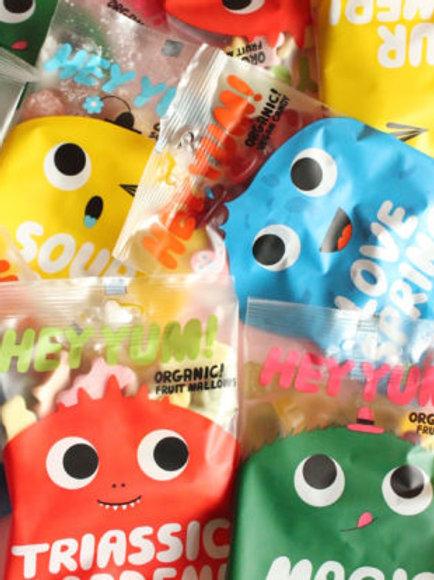 HEY YUM - Organic Candy