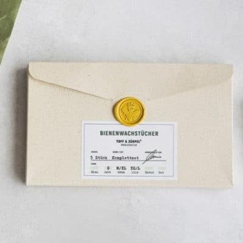 Bienenwachstücher Toff & Zürpel®