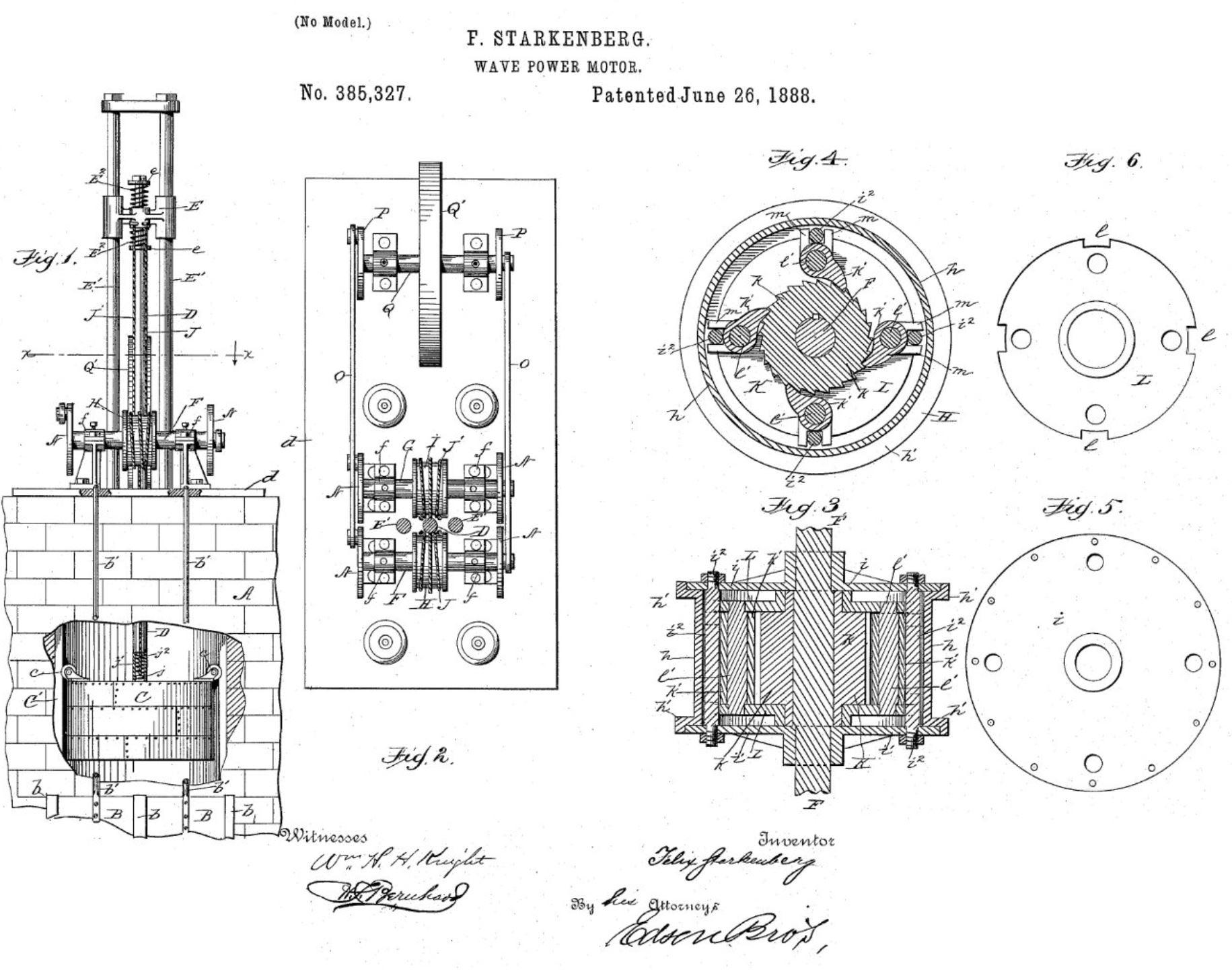 Patent 1 - 1888
