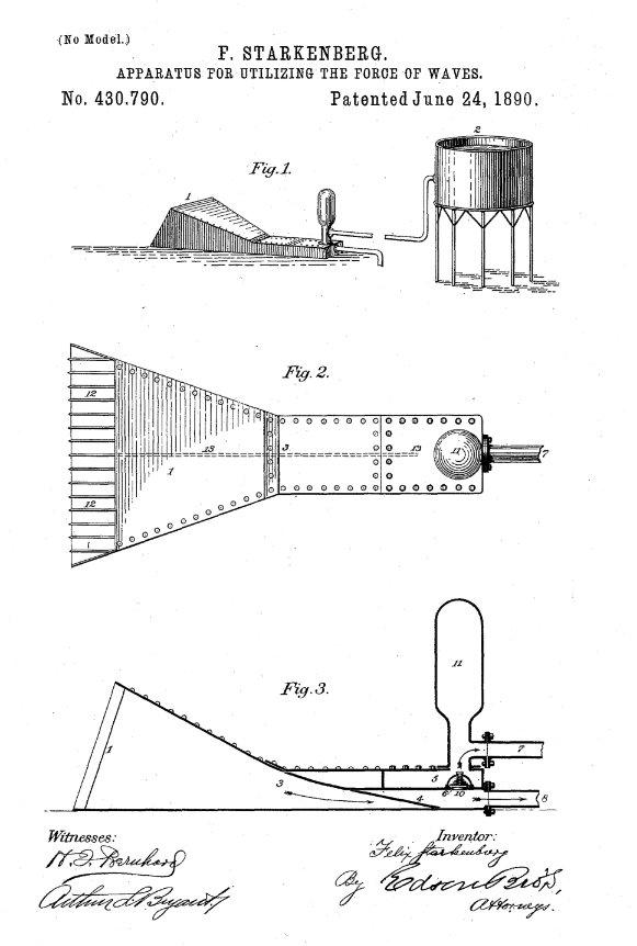 Patent 5 - 1890