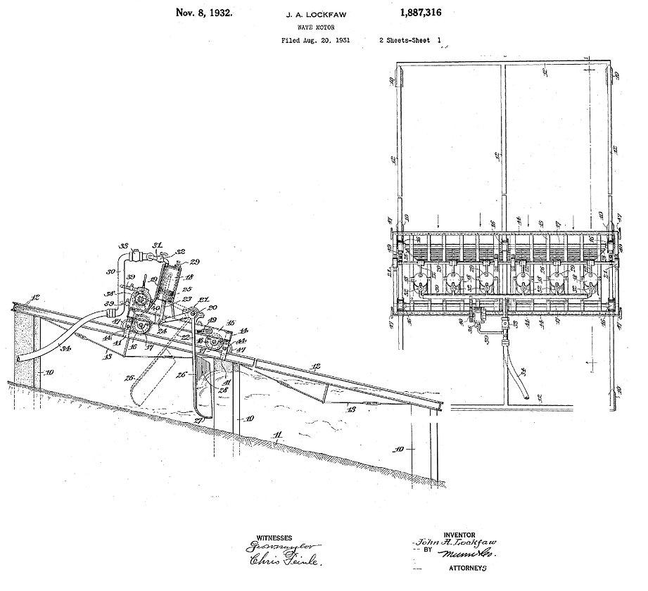Patent 3 - 1932