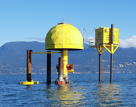 NeptuneWave Engine & Vancouver Wave Ener