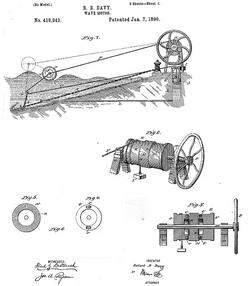 Patent 1 - 1890