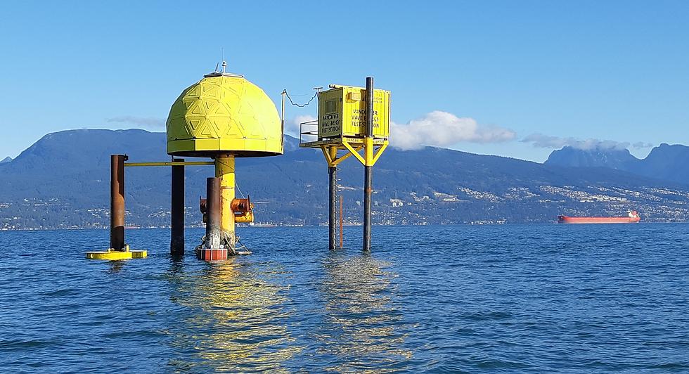NeptuneWave Engine & Vancouver Wave Ener