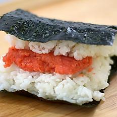 明太子 - Mentaiko / Spicy cod roe -