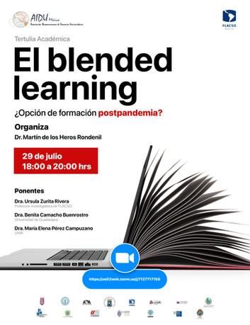 El blended learning ¿Opción de formación postpandemia?