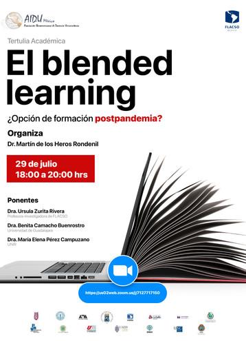 Tertulias Académica: El blended learning