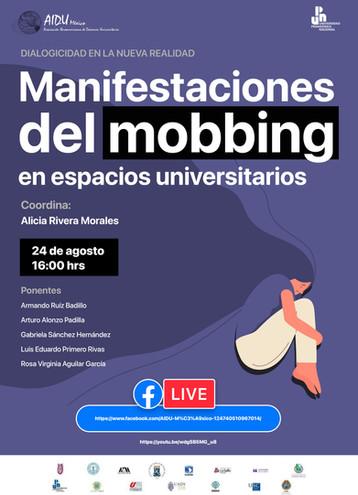 Manifestaciones del Mobbing en espacios universitarios