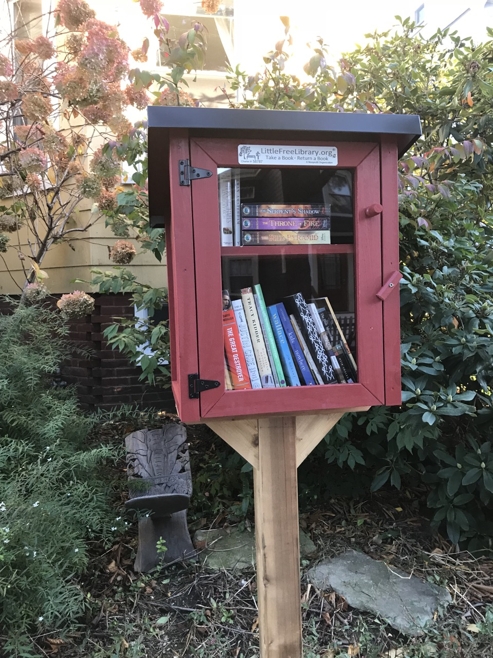 Ellie's Library