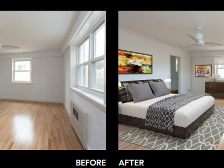 What is virtual staging?