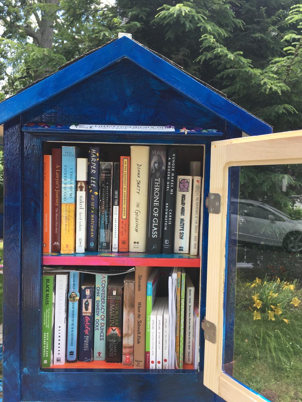 Rebecca's library