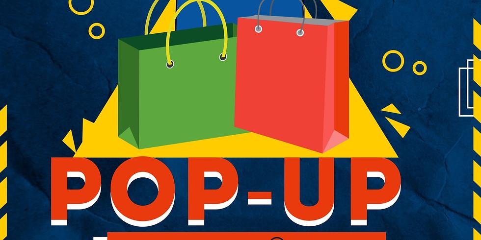 Summer Pop-Up Shop - Vendor Registration