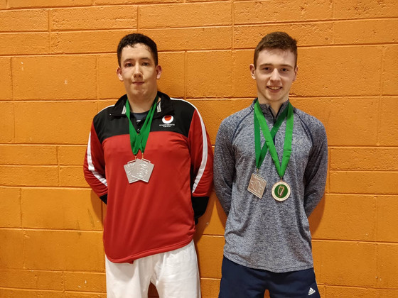 NUIG at Leinster Championships