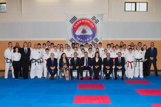 2018 Tae Kwon-Do Ireland Black Belt Grading