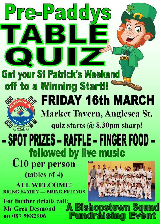 St Patrick's Weekend Fun!