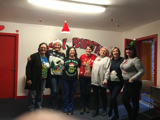 Christmas Season Starts with Chuckies!