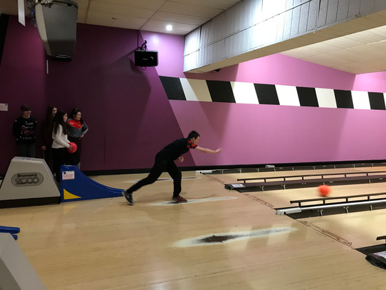 Teenage Kicks at the Leisureplex!!
