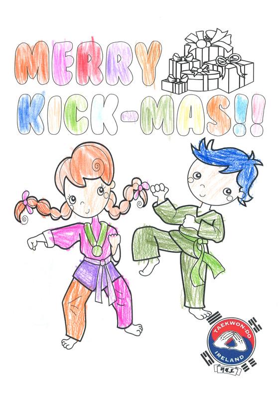 Merry Kickmas!!