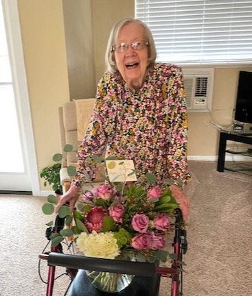 Elizabeth Nelson 106th birthday