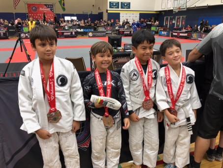 How to Approach Jiu Jitsu Competition