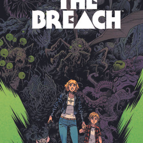 BEYOND THE BREACH, ISSUE #1