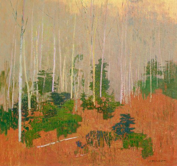 Michael Ferguson Acrylic Painting Bessemer Fall