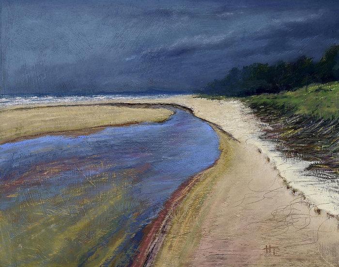 pastel harley talkington monsoon rising