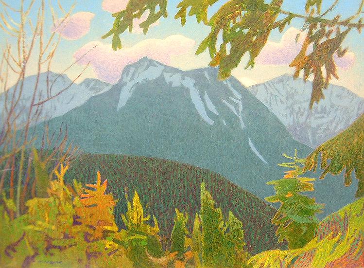 Michael Ferguson Acrylic Painting McClellan