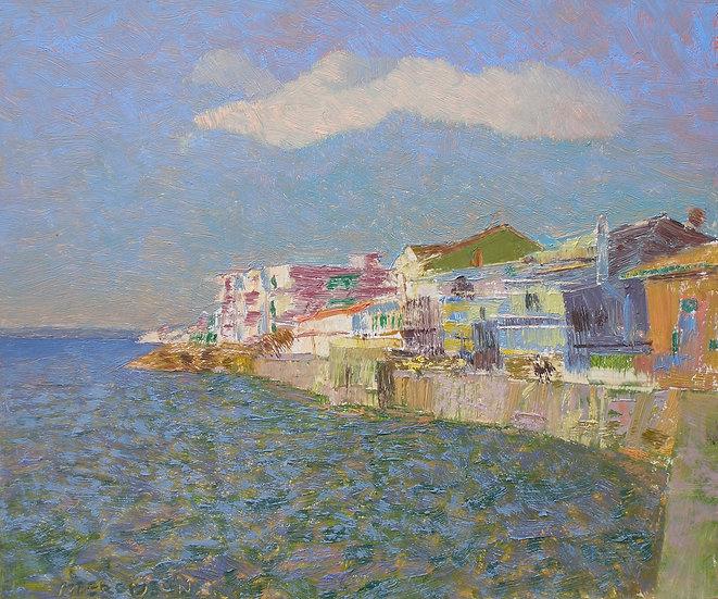 Michael Ferguson Oil Painting Alki North