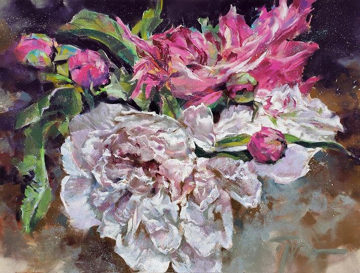 Pastel Jennifer Evenhus A Simple Hope