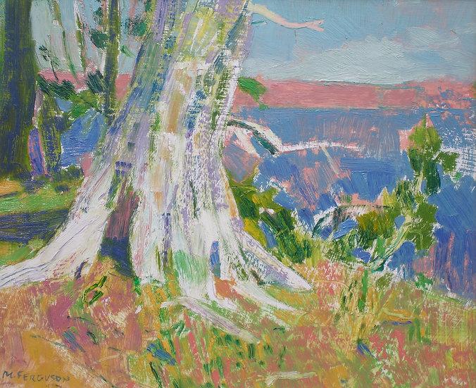 Michael Ferguson Oil Painting The Snag