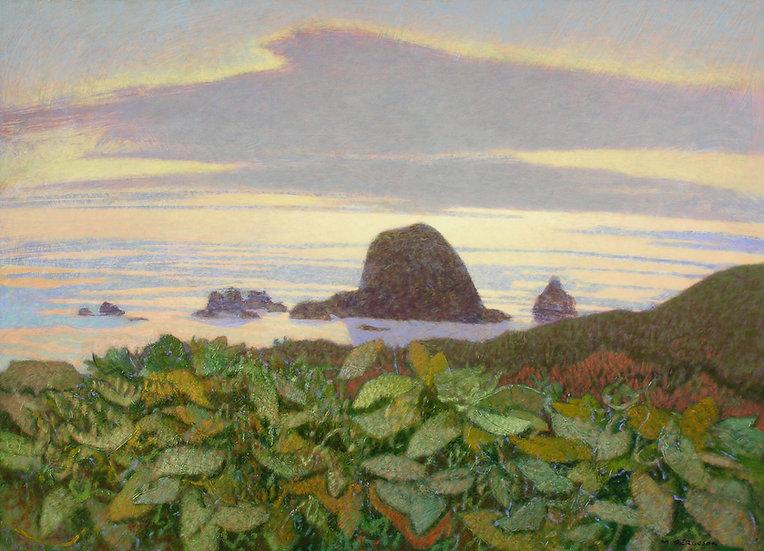 Michael Ferguson Acrylic Painting The Lush