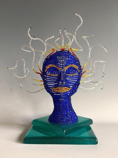 wire sculpture chris wooten winter 1
