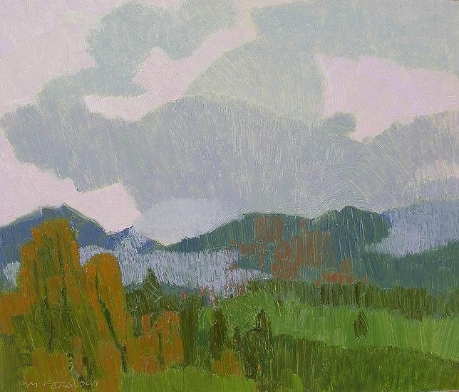 "Michael Ferguson - ""Mailbox Ridge"""