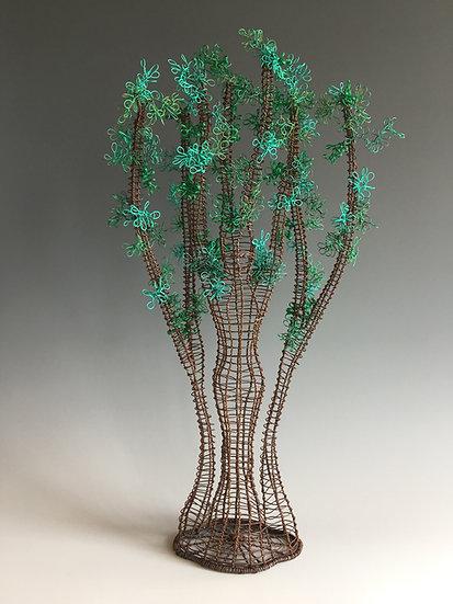 wire sculpture chris wooten shes so poplar