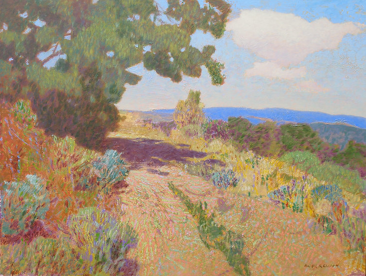 Michael Ferguson Acrylic Painting Nice Day