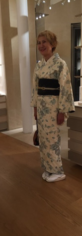 Cocktail en kimono