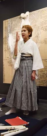 Kimono et hakama