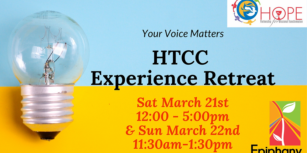 HTCC Experience Retreat