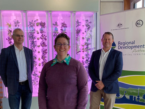 Growing Green in the ACT