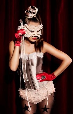 mask lingerie