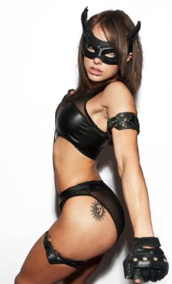 lace mask tatts
