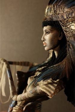mask`egyptian