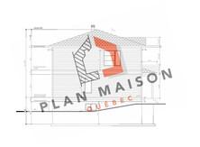 plan de maisons modernes shawinigan