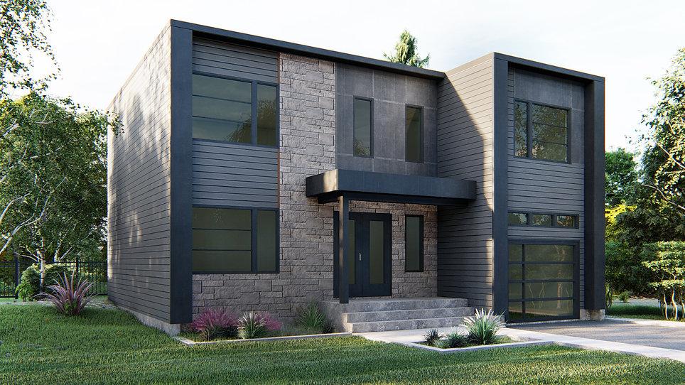modele de maison terrebonne